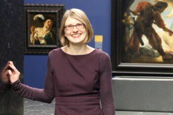 Photo of Dr. Almut Pollmer-Schmidt