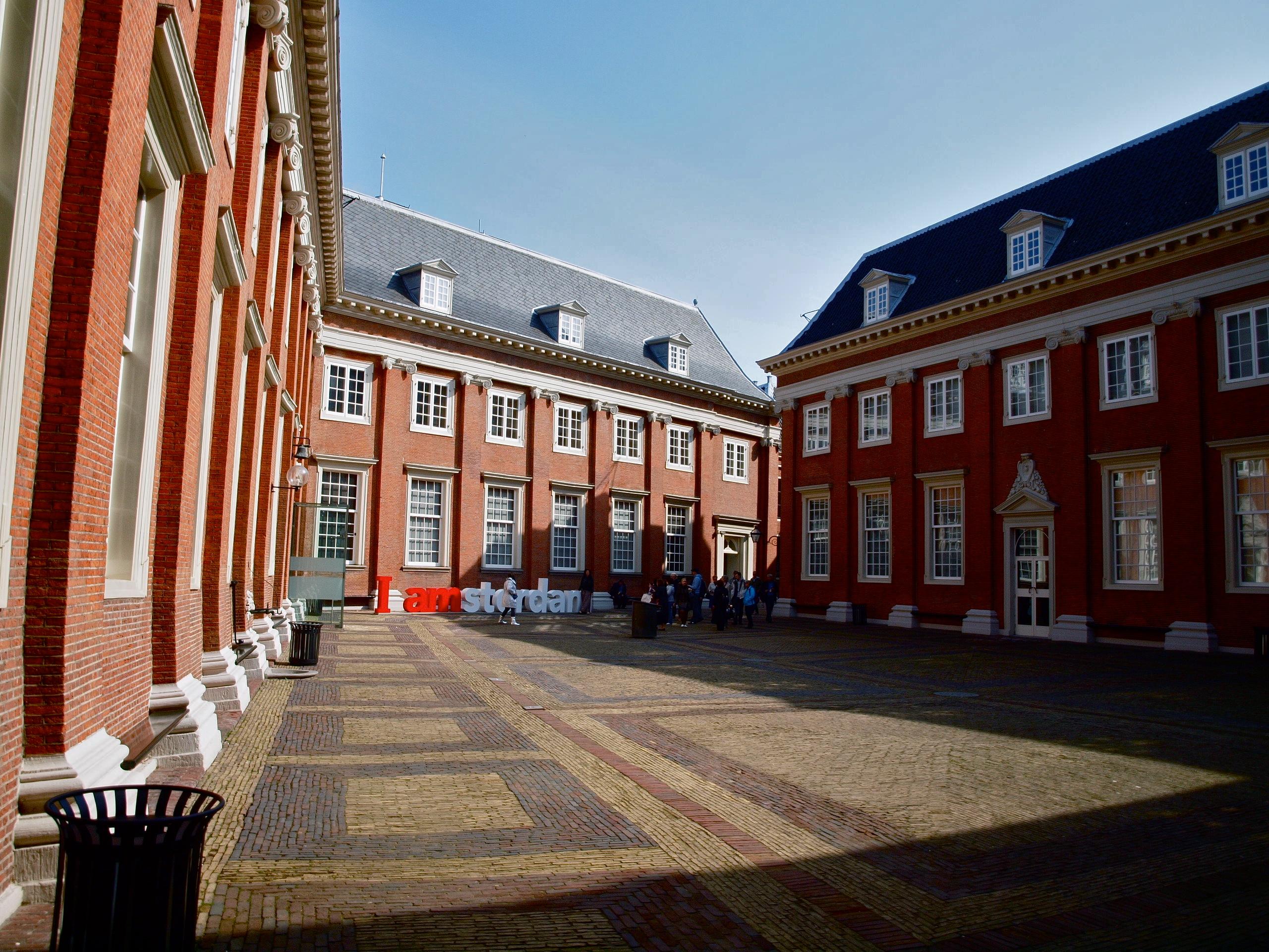 Amsterdam museum codart for Amsterdam museum