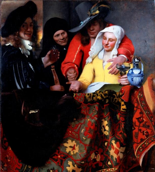 Gemäldegalerie Alte Meister, Staatliche Kunstsammlungen Dresden; Foto: Estel/ Klut