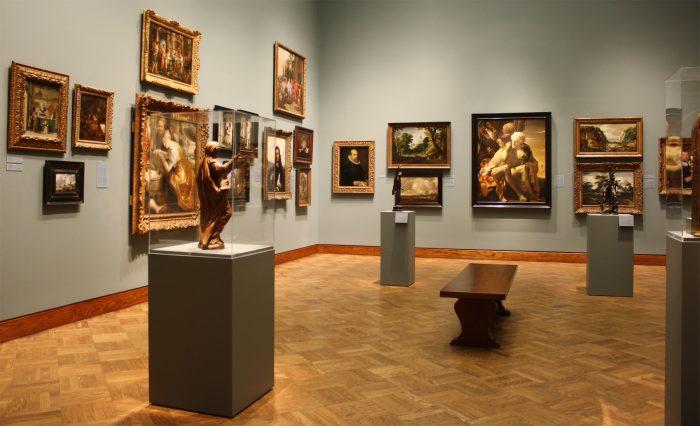 Willard-Newell gallery. (Photo: Selina Bartlett)
