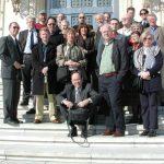 paleis_parlement_groepsfoto