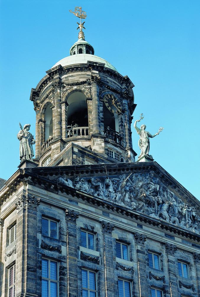 Royal Palace Amsterdam © Amsterdam Royal Palace Foundation