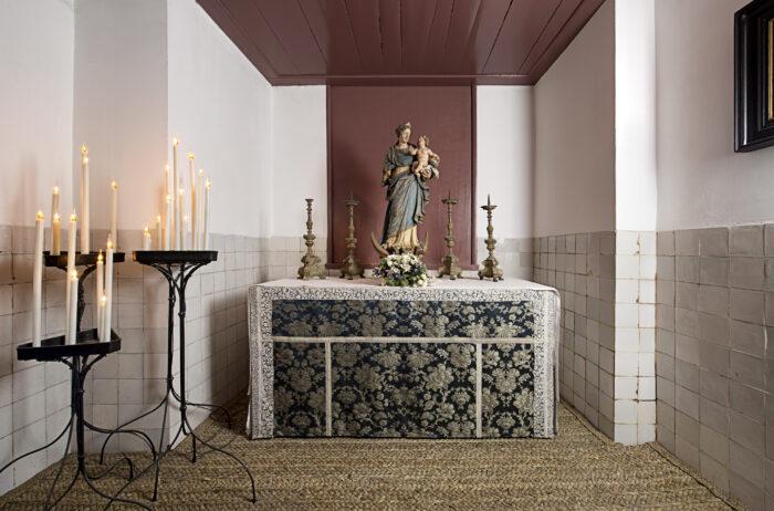 Maria Chapel, Ons' Lieve Heer op Solder