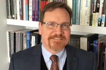 Photo of Dr. Andrew Weislogel