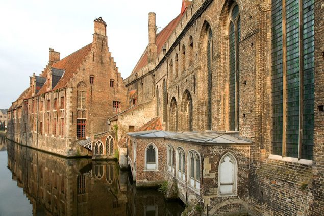 The St. Janshospitaal in Brugge