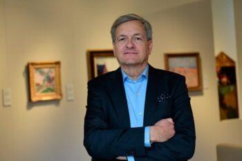 Photo of Dr. Charles de Mooij