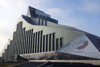Photo of Latvijas Nacionālā bibliotēka