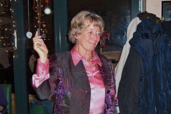 Photo of Dr. Thea Vignau-Wilberg