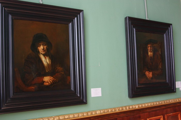 17th-century frames for paintings by Rembrandt and his ...