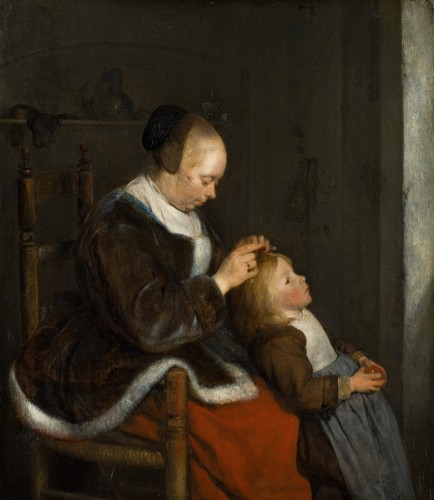 Symposium Genre Painting from the Northern and Southern Netherlands
