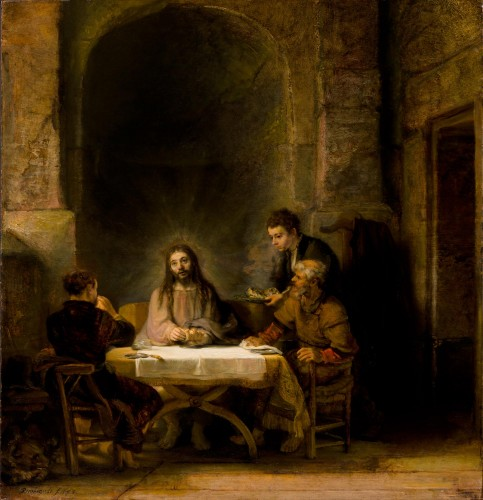 Exceptionnel Rembrandt and the face of Jesus - CODART SU32