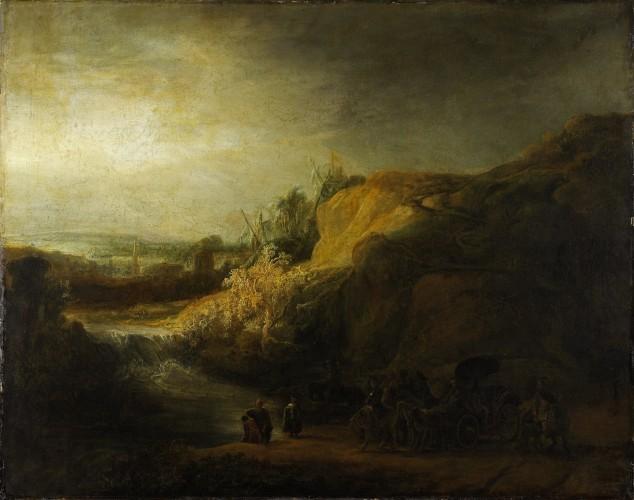 Landschaftsmalerei barock  Nah und Fern: Landschaftsmalerei von Brueghel bis Corinth - CODART