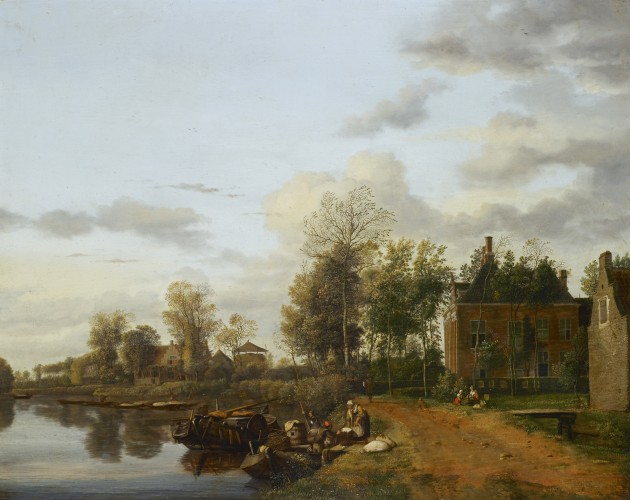 dutch landscapes paintings from the royal collection codart