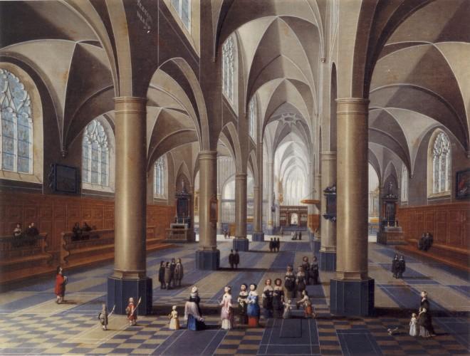 Goddelijke Interieurs Stap Binnen In Kerken Uit De Eeuw