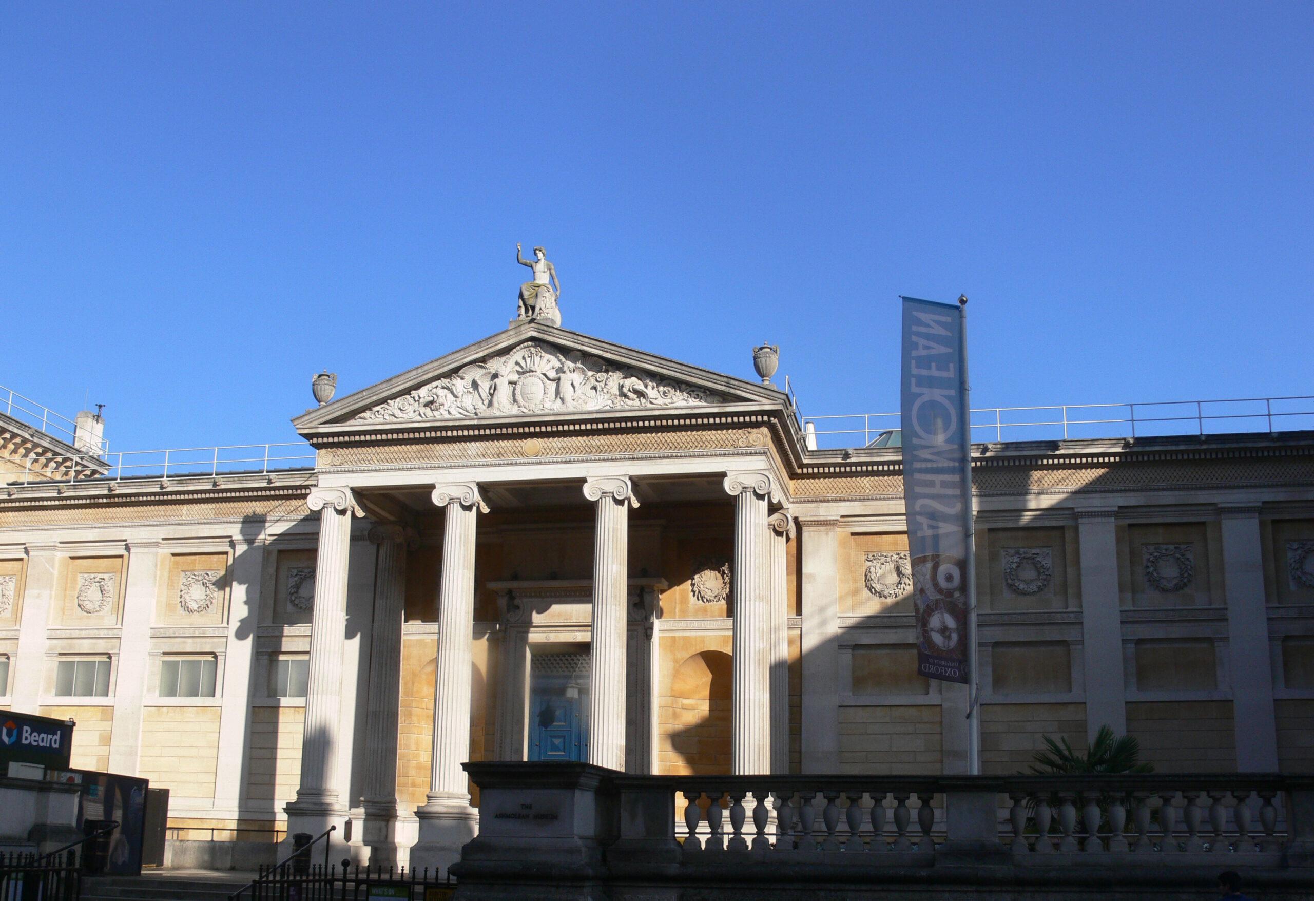Photo of Ashmolean Museum