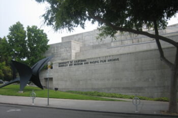 Photo of Berkeley Art Museum and Pacific Film Archive