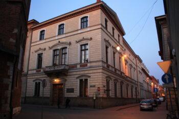 Photo of Biblioteka Naukowa Polskiej Akademii Umiejętności i Polskiej Akademii Nauk w Krakowie