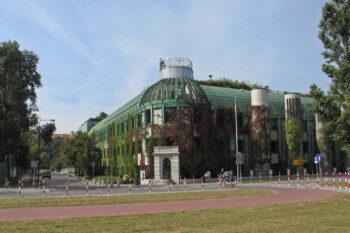 Photo of Biblioteka Uniwersytecka w Warszawie