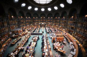Photo of Bibliothèque Nationale de France