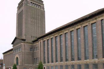 Photo of Cambridge University Library
