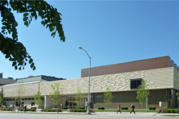 Photo of Chazen Museum of Art