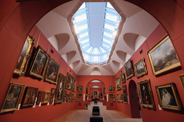 Dulwich Picture Gallery interior (Photo: Oli Scarff/ Getty Images Europe)