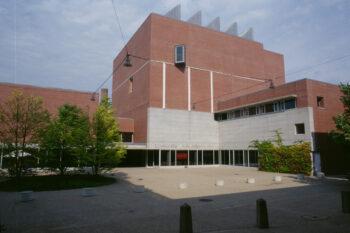 Photo of Davis Museum at Wellesley College