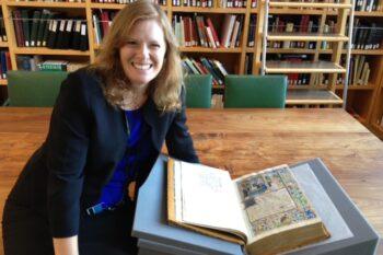 Photo of Dr. Elizabeth Morrison