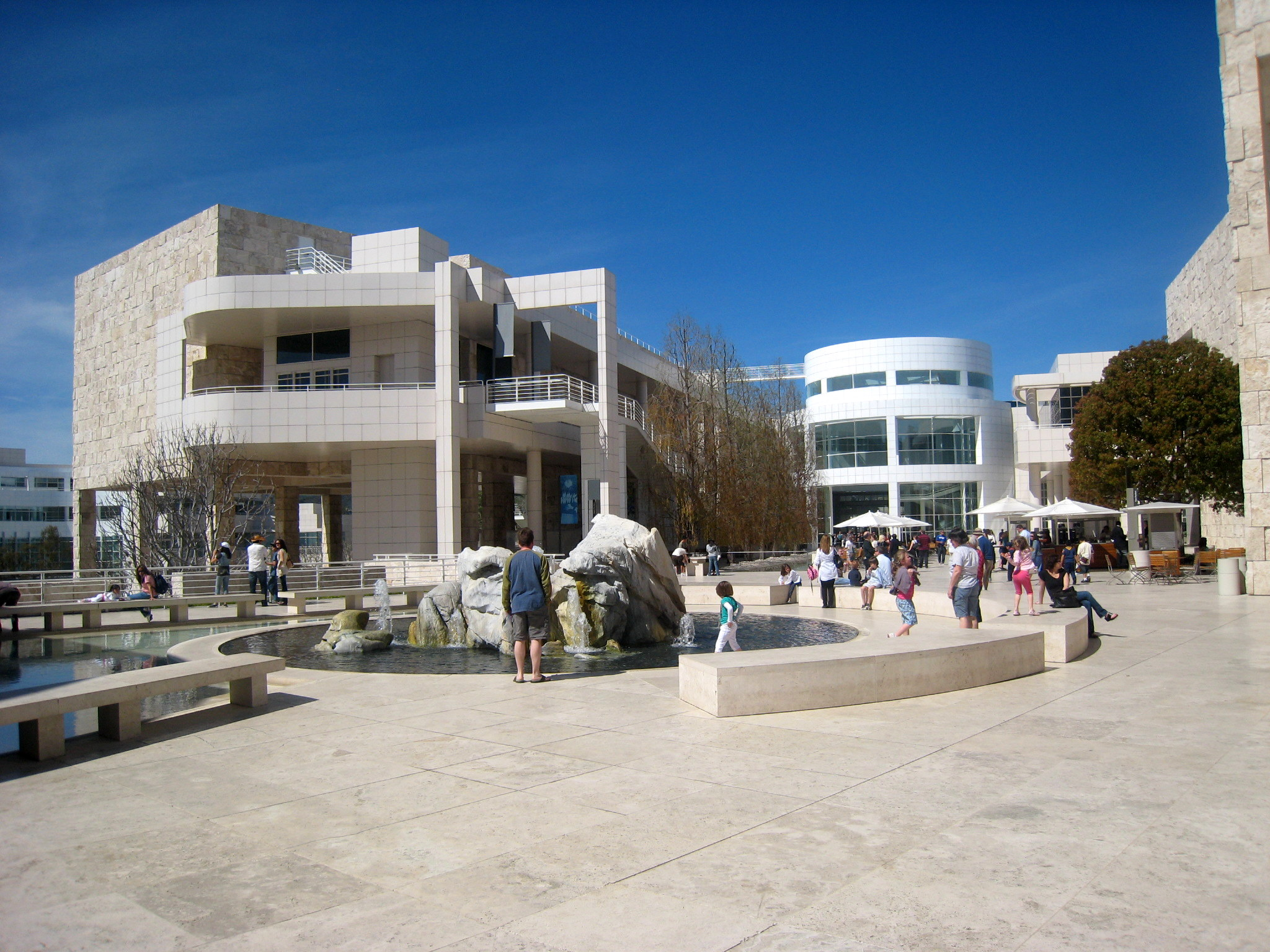 Photo of Getty Research Institute (GRI)