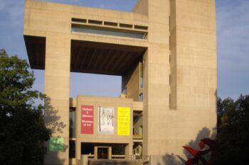 Photo of Herbert F. Johnson Museum of Art