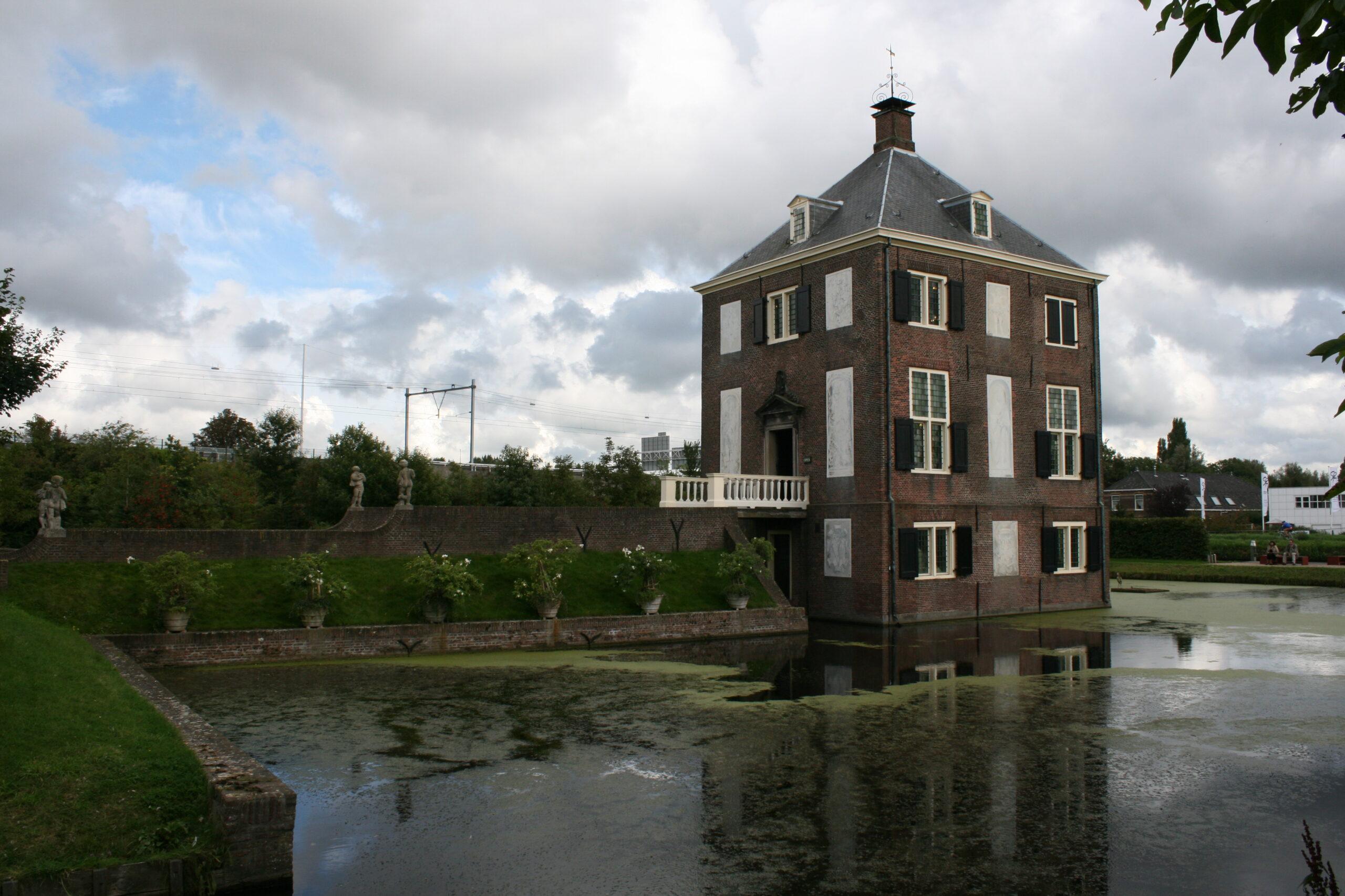Photo of Huygens' Hofwijck