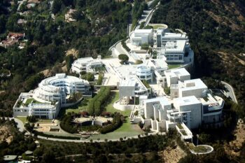 Photo of J. Paul Getty Museum