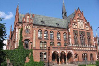 Photo of Latvian Academy of Arts