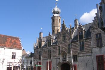 Photo of Markiezenhof historical center