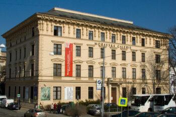 Photo of Moravská Galerie v Brně