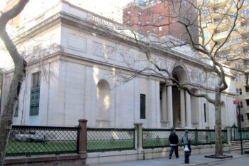 Photo of Morgan Library and Museum