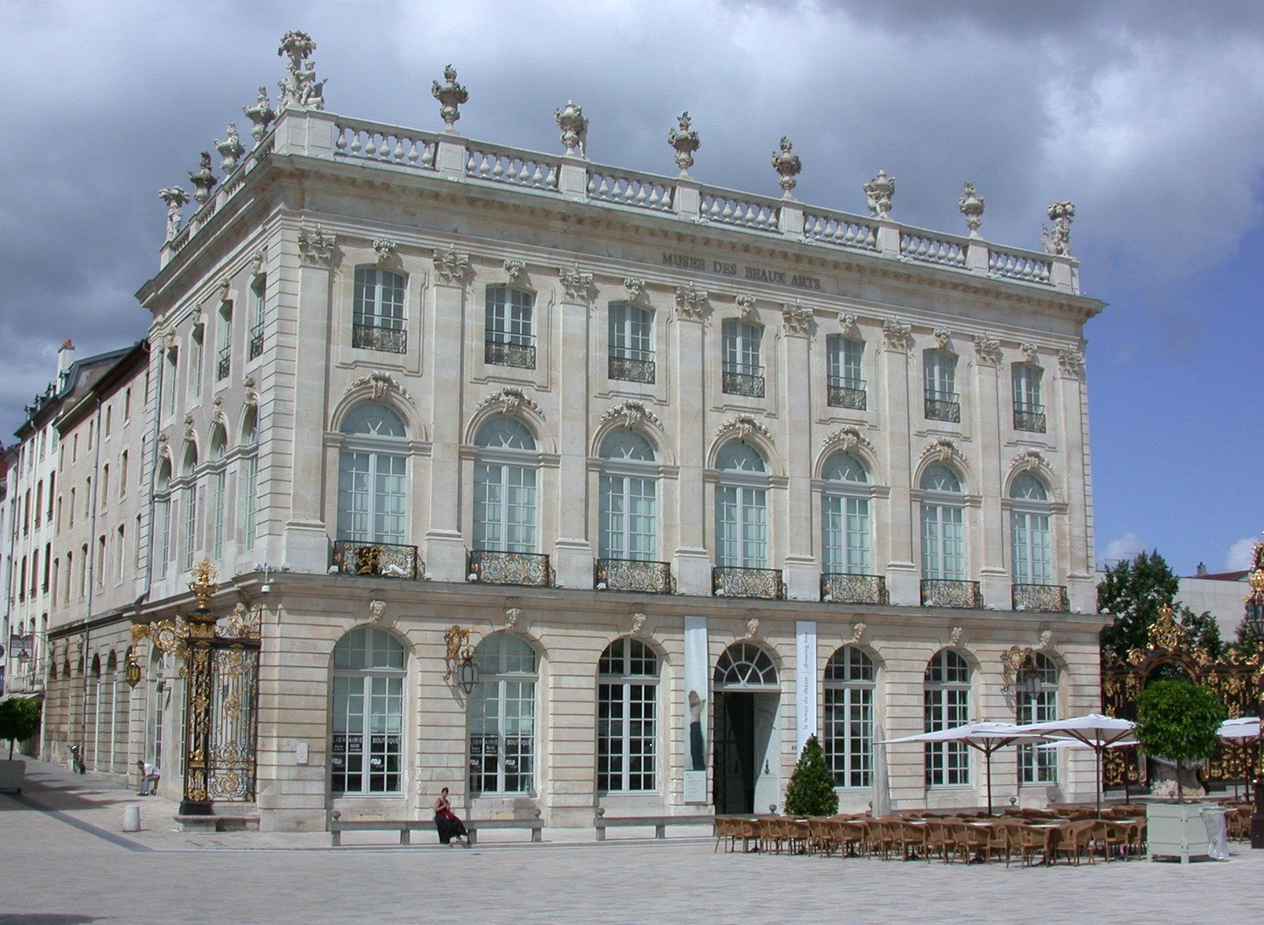 Mus e des beaux arts de nancy codart - Salon des arts nancy ...