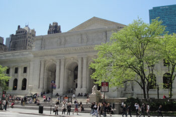 Photo of New York Public Library (NYPL)