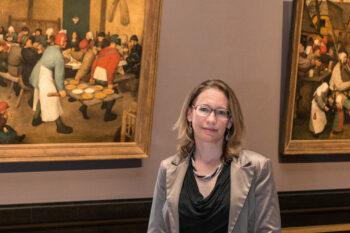 Photo of Dr. Sabine Pénot