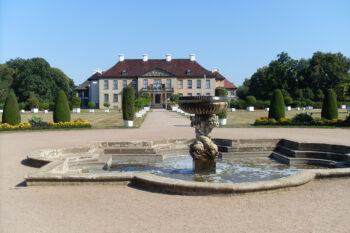 Photo of Schloss Oranienbaum, Das Gartenreich Dessau-Wörlitz