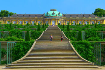 Photo of Schloss Sanssouci