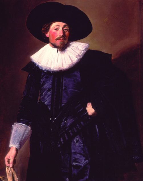 Frans Hals (ca. 1582-1666), Portrait of Michiel de Wael, ca. 1632-34 Courtesy of the Taft Museum of Art, Cincinnati, Ohio