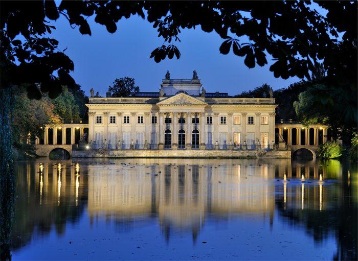 Royal Łazienki Palace (Photo: Waldemar Panów)