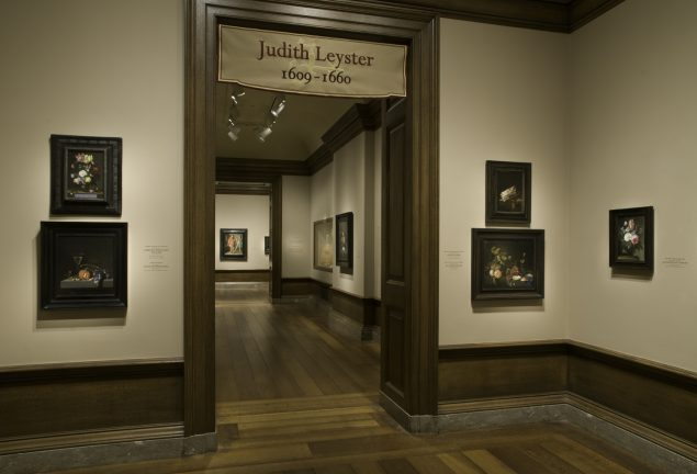 Exhibition on Judith Leyster