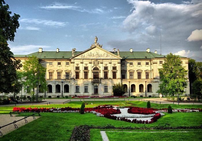 Krasiński Palace, Warsaw