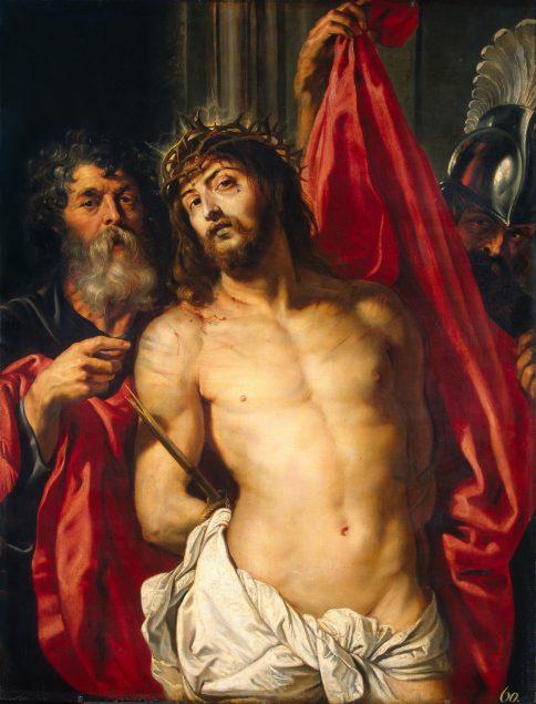 Peter Paul Rubens (1577-1640), Ecce Homo, ca. 1612, State Hermitage Museum. St. Petersbrurg
