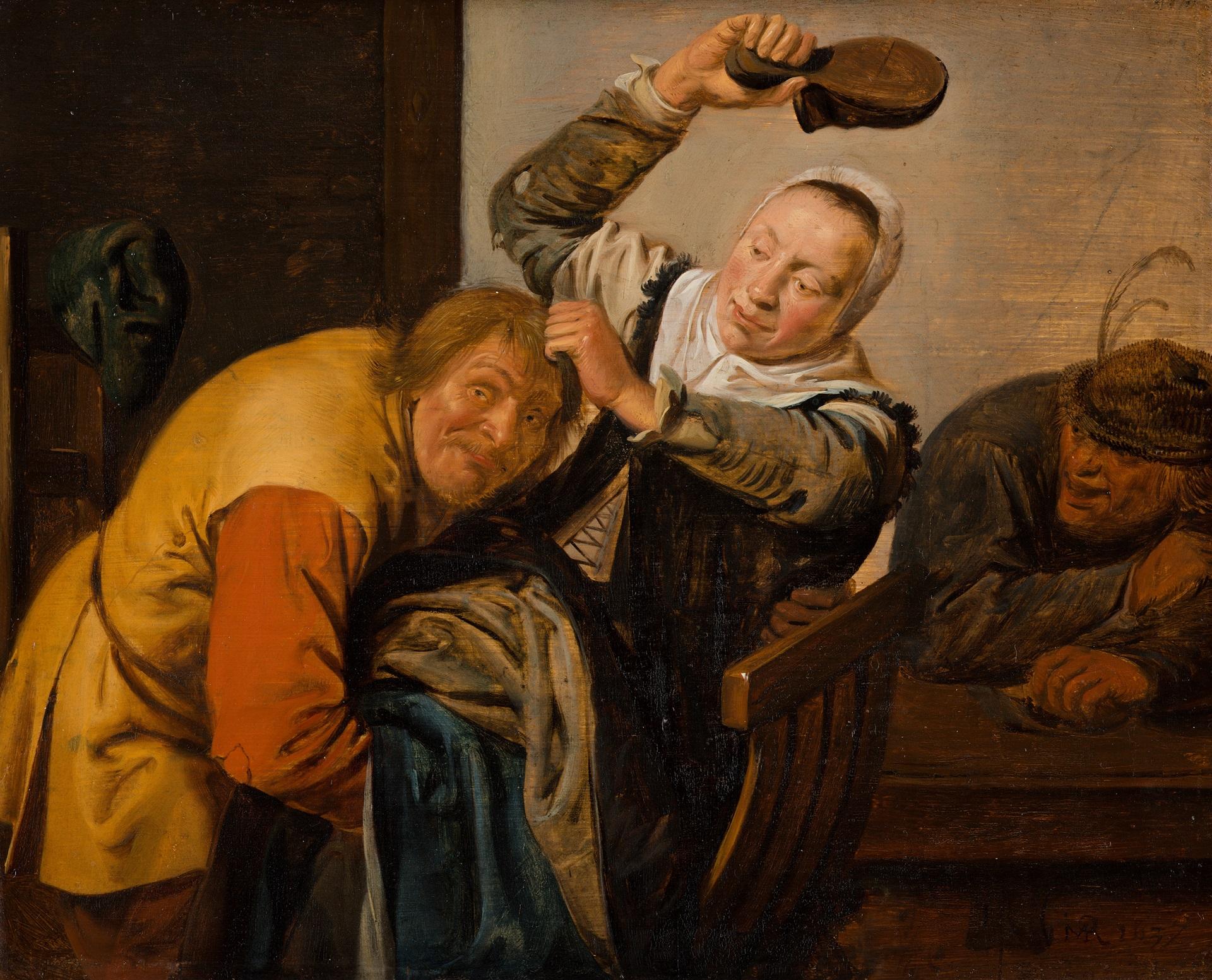 Mauritshuis presents catalogue of genre paintings - CODART