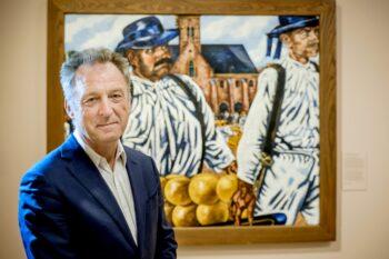 Photo of Patrick van Mil