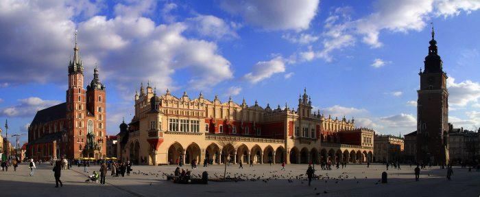 Main Market Square (Rynek Główny), Cracow