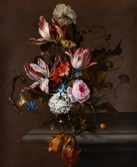 Krannert Art Museum Acquires Flower Still Life By Anna Ruysch Codart